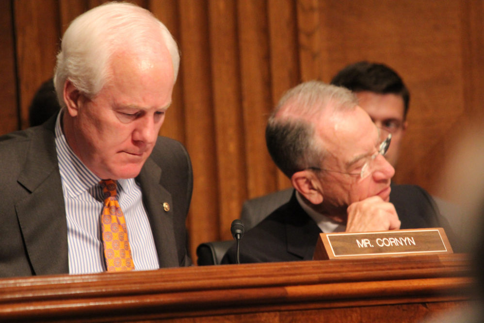 What's Going On Right Now Inside The Senate's Health Care Debate