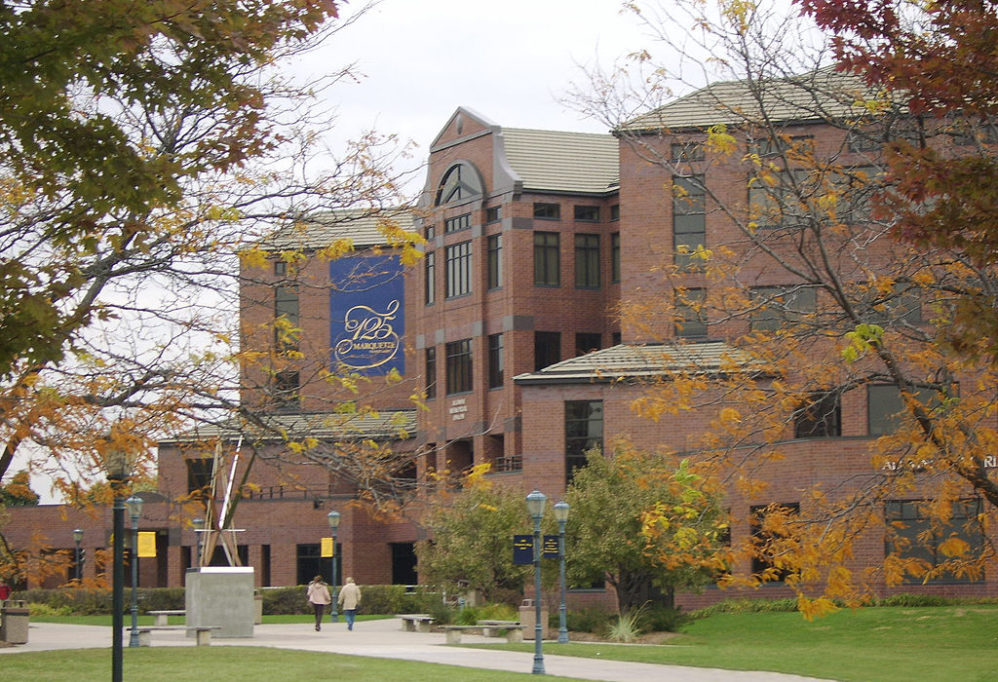 10 Crazy Things Inside The Lawsuit Against Marquette For Firing Professor Over  Free Speech