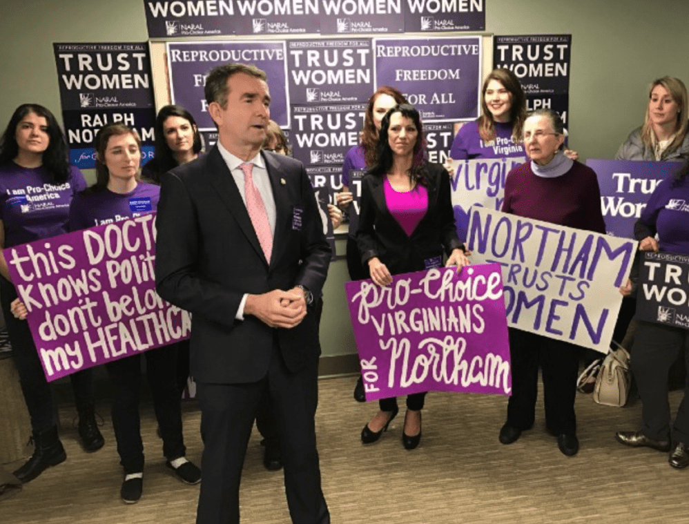 Virginia Gov. Ralph Northam Says Babies Can Be Terminated After Birth