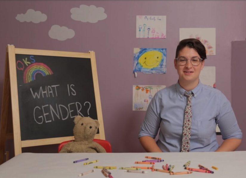 Image result for gender nonconforming five year old
