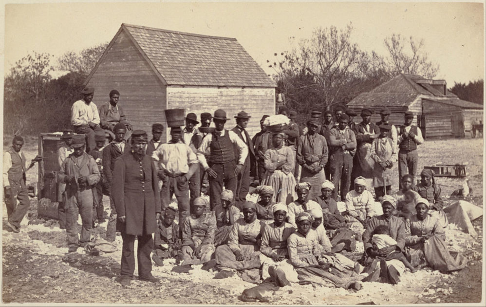 slavery in america did