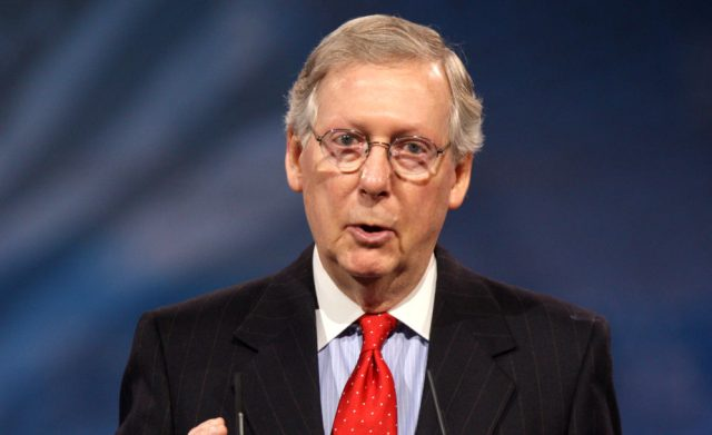 Image result for Mitch McConnell,