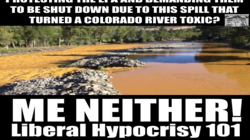 Liberal Hypocrisy On Environmentalism Perfectly Expressed