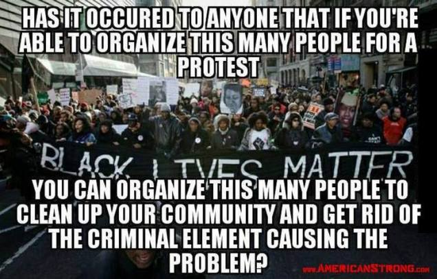 Meme Exposes HARD TRUTH About Black Lives Matter Protests
