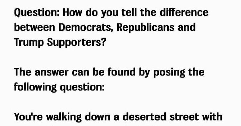 QUIZ: Are You a Democrat, Republican or a Trump Supporter?