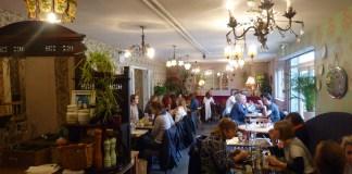 The Mayfield Cafe Dublin 6 Main Room
