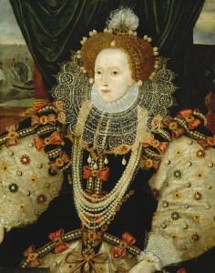 Elizabeth I of England. Reign: 1558-1603