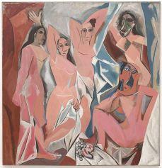 Les Demoiselles d'Avignon, 1907