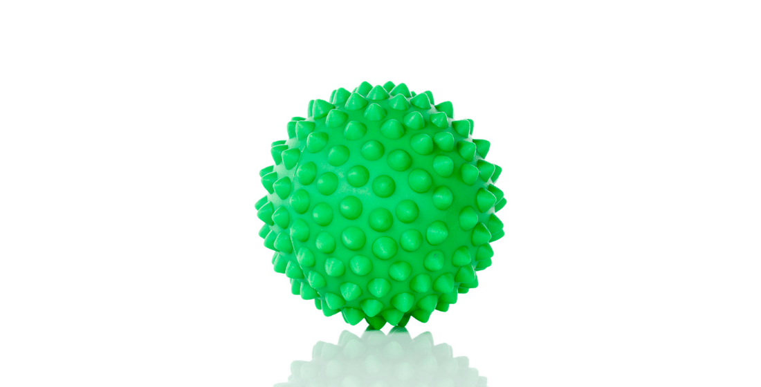physio spikey ball