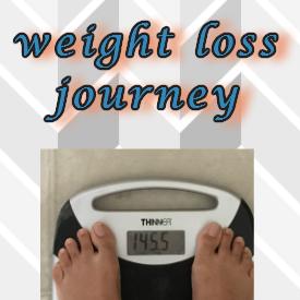 portfolio weight loss journey