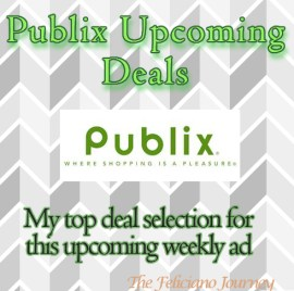 The Feliciano Journey publix-upcoming-deals