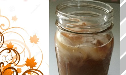 Skinny Pumpkin Spice Iced Coffee – 28 Calories