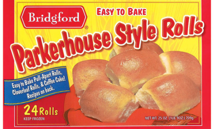 Publix Parkerhouse Style Rolls as low as $0.75 ends today