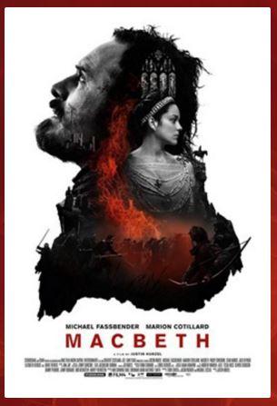 Macbeth Free Passes 12/9 (Detroit)