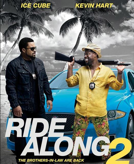 Ride Along 2 Win Passes Mobile, Birmingham, Greenville