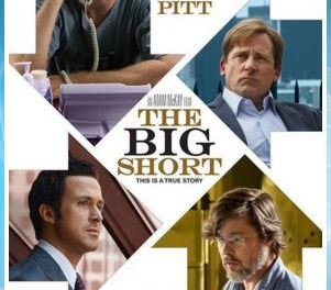 Run Free Passes for The Big Short in Seattle 12/15
