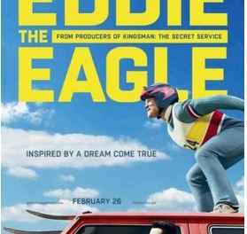 See it First: Eddie the Eagle (Orlando) TODAY