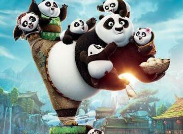 Tampa last chance to see Kung Fu Panda 3 – Today