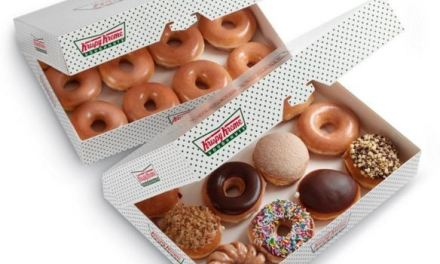 Krispy Kreme B1G1 @ $1 (starting today)