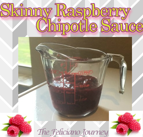 The Feliciano Journey rasp-chipotle-sauce