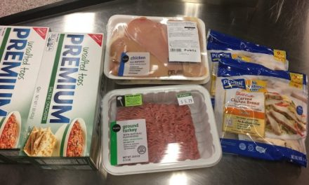 Publix Shopping Trip 12/7/16 – $17.29 from $40.27