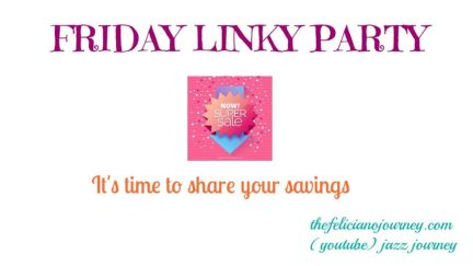 The Feliciano Journey friday-linky-party-simple-800x450
