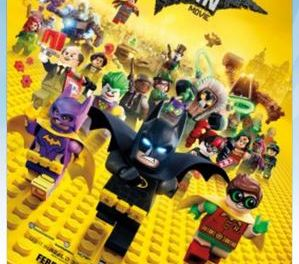 New Tickets to see FREE (The Lego Batman) Jacksonville 2/4