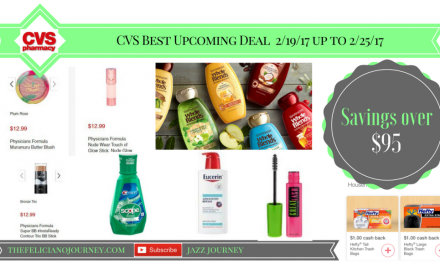 CVS best upcoming deal 2/19/17 up to 2/25/17
