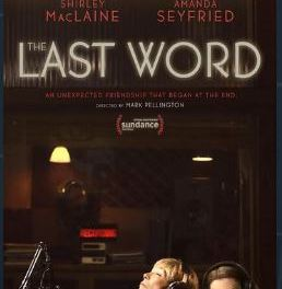AMC members are invited to see The LAST WORD for FREE (25 locations to choose from)