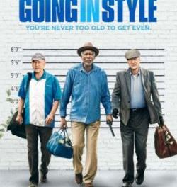 """W.Palm Beach & Miami: See """"Going in Style"""" for FREE on 4/3"""