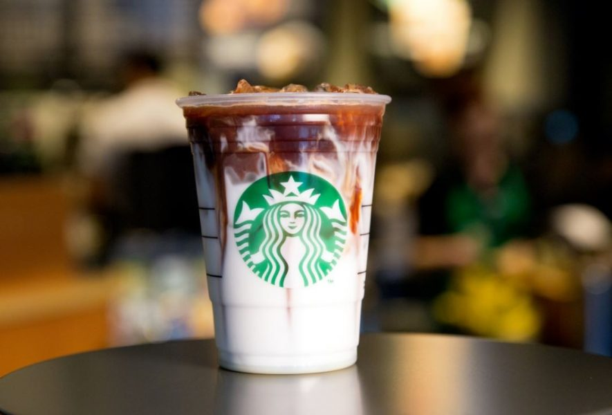 Starbucks 50% coupon (any size Macchiato) ends 6/28