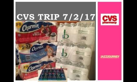 CVS 7/2/17 (quick trip)