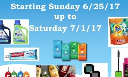 CVS Top upcoming deal ( 6/25/17 – 7/1/17) Sunday ad