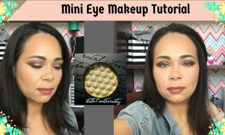 First Impression: Mini Eye Makeup Tutorial
