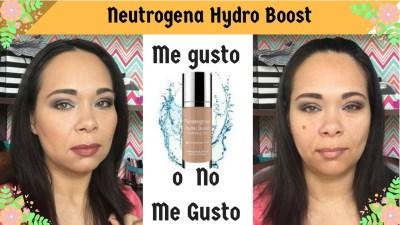 Primera Impresión Neutrogena Hydro Boost Tint (Base y Corrector)