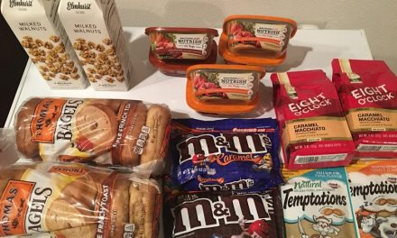 Publix Trip: 7/20/17 from $55.19 paid $14.40 (saved $40)