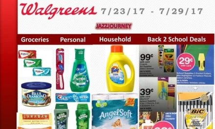 Walgreens Upcoming Ad that is starting tomorrow 7/23/17