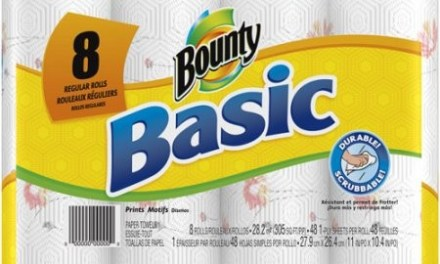 Publix: (starts today) Bounty 8 roll – as low as $4.99 ($0.62 p/roll)