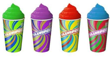 7-Eleven Any Size Slurpee $1.50 (ends today) 11am – 7pm