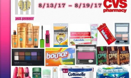 CVS best upcoming deals – 8/13/17 (w/ some possible freebies)