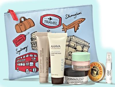 Macy's Beauty Box (September 2017)