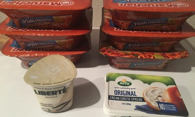 Publix Trip: 9/8/17 from $10.90 paid $0.61