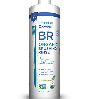 Essential Oxygen Organic Brushing Rinse …