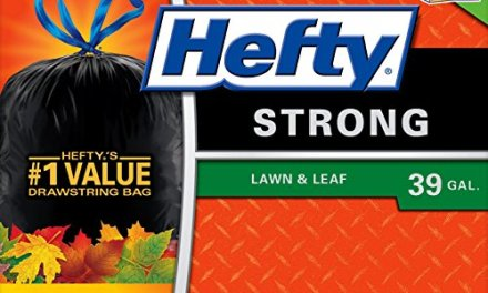 Hefty Strong Large Trash Bags (Lawn and …