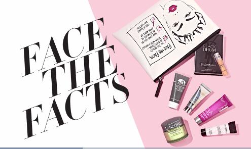 Macy's Beauty Box (October 2017)