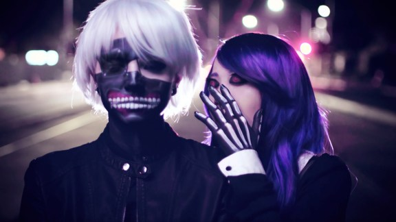 Michelle Phan Tokyo Ghoul Rize
