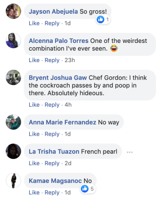 Bobba Fries Comments