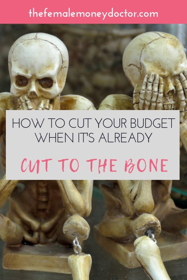 cut your budget