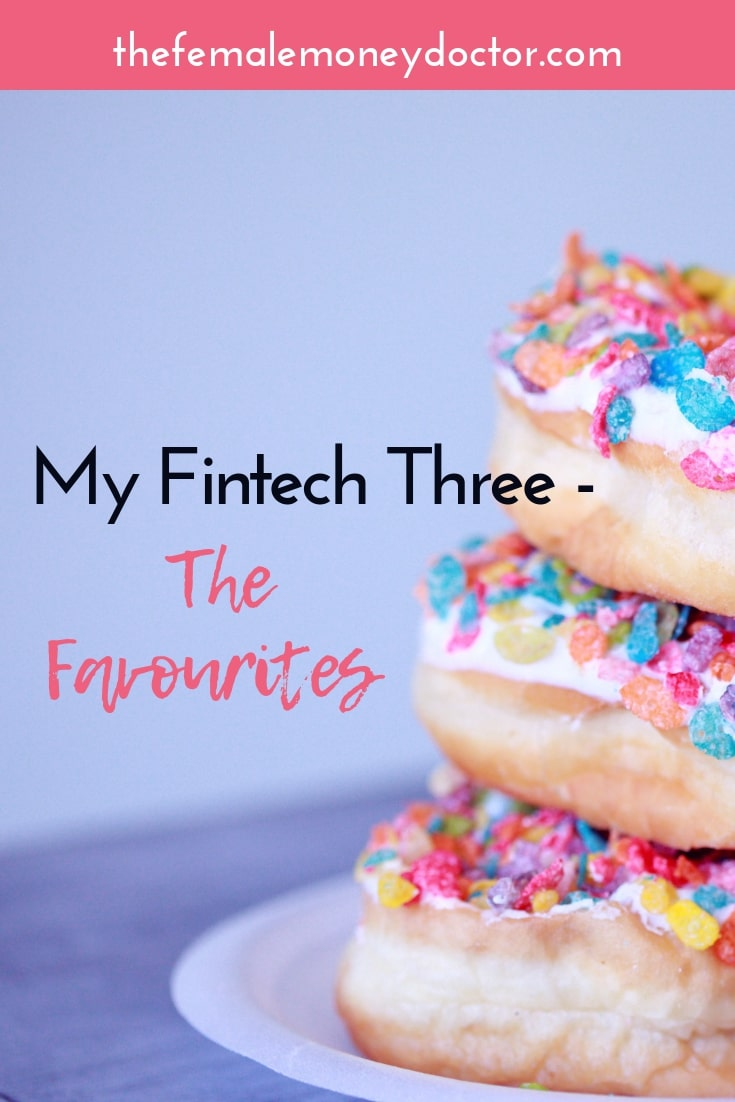 my three fintech favourites
