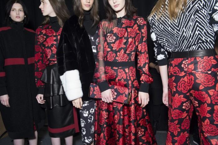 打破秋冬沉悶印象。百花齊放的2014秋冬服裝盛宴 - The Femin